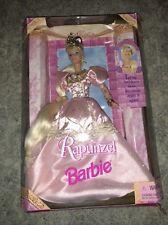 Barbie as Rapunzel Nrfb Mattel