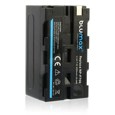 Akku für Sony NP-F750 | 60122 | 4000mAh | NP-F330 F530 F550 F730 F770 F930 F970