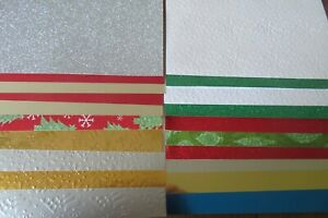 A4 20 sheets Craft Card - Christmas themed - ideal for christmas Cards Xmas