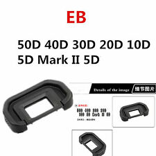 Occhi Conchiglia EB per Canon EOS mirino EYE CUP 5d Mark II 10d 20d 30d 40d 50d 60d