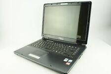 Fujitsu Amilo Pi2540 Black Laptop Faulty For Spares and Repairs