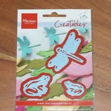 LR0461 CREATABLE - TINYS FROGS AND DRAGONFLY