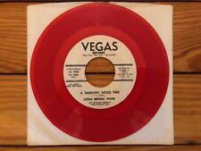 Little Brenda Starr - A Dancing Good Time Vegas V-800 Promo 45 Pink Vinyl VG+