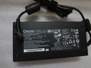 Genuine Chicony 230W 19.5V 11.8A for Acer Predator Triton 700 PT715-51-71W9 Plug