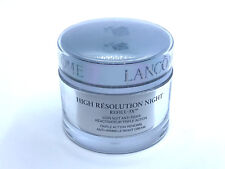 Lancome High Resolution Night Refill 3X Anti Wrinkle Cream 2.6 oz Minor Scratche