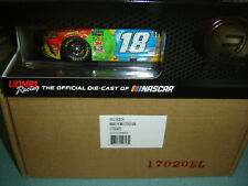 2019 KYLE BUSCH #18 M&M'S HOMESTEAD RACED WIN VERSION ACTION RCCA ELITE 1:24