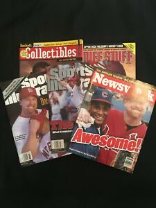 MARK McGWIRE Sports Illustrated Sept 98 One Cool Daddy, The Record, Tough Stuff
