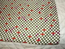 """NEW WOMENS SCARF BY J.W.E. DESIGNS LARGE 31"""" SQUARE GEOMETRIC PATTERN"""