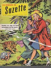 LA SEMAINE DE SUZETTE N° 20 / 10 AVRIL 1958