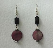 Unbranded Shell Silver Plated Costume Earrings