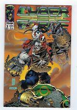 Cyber force #3 (1993 Image Comics) 1st print.*VF+