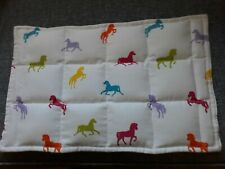 2lb Weighted Lap Pad Blanket Autism, Asperger's, Anxiety, Sleep, ADHD- Horses