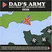 Various Artists - Dad's Army (Rare CD - Music from the TV series, 1996)