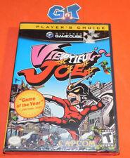 VIEWTIFUL JOE Nintendo Game Cube CIB Disc, Case, Manual Sealed
