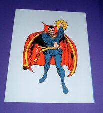"""Doctor Strange Poster (1970, Marvel Super-Heroes MMMS) 15"""" x 19"""" Steve Ditko Art"""