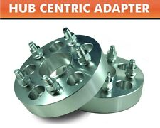 """2 Hub Centric Wheel Adapters 5x4.5"""" 350Z Spacers 1.25"""""""