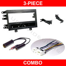 Car Stereo Radio Install Dash Kit Mounting Bezel Trim for Altima Xterra Frontier