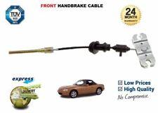 Per Mazda Mx5 Eunos Roadster 1.6i 1.8i 1990-2005 Cavo Freno a Mano Anteriore OE