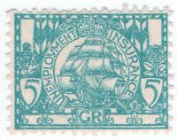 (I.B) George V Revenue : Unemployment Insurance 5d