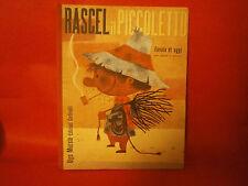 """Rascel """"Il piccoletto"""" Mursia, 1958"""