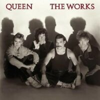"""QUEEN """"THE WORKS"""" CD 2011 REMASTERED NEW!"""