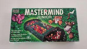 Mastermind Junior Vintage Board game Rare Free Postage
