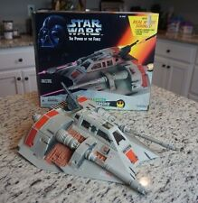 Rebel Snowspeeder Electronic 1995 STAR WARS Power of the Force POTF MIB #2