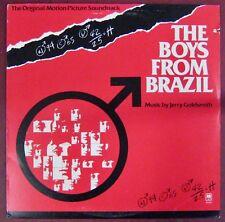 Ces garçons qui venaient du Brésil 33 tours Jerry Goldsmith 1978