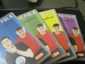 "LOT 4 DVD ""QUEER AS FOLK - SAISON 1 EPISODES 1 A 8"" gay interest"