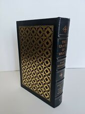 EASTON PRESS, The Grapes of Wrath, Leather Hardcover Collector's Edition