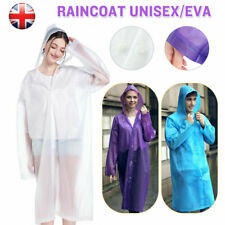 Raincoat Transparent Through Rain Coat Outdoor Waterproof Coat Cover Randdom