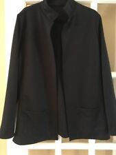 Equestrian Designs BLack Jacket / Blazer Womens Large