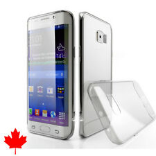 "Samsung Galaxy S6 Case Crystal Clear Soft Transparent TPU Thin Soft SM-G920 5.1"""