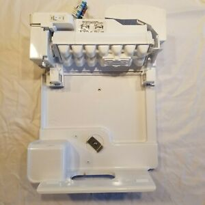 Refrigerator Ice Maker and Auger Motor Assembly EAU60783840