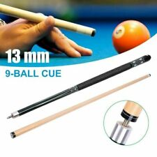 13mm Cue Tip Hardwood Maple Billiard Pool Cues Stick Snooker Accessories Tools
