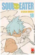 Atsushi Ohkubo - SOUL EATER n. 18 PLANET MANGA Panini