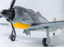 """WW2 Focke-Wulf Fw-190 1200mm (47.2"""") EPO (PnF) Spitfire Mk V Warbird RC Plane"""