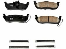For 2006-2010 Jeep Commander Disc Brake Pad and Hardware Kit Power Stop 97617ZC