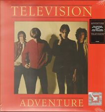 TELEVISION Adventure LP NEW SEALED 1978-2014 Tom Verlaine