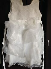 Short Length Organza Sleeve Dresses (2-16 Years) for Girls