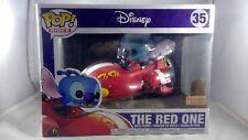Funko Pop Pop Rides 35 Lilo Stitch The Red One Box Lunch Exclusive