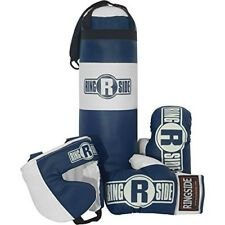 Kids Boxing Play Set Punching Bag Gloves Training Boy Girl Gift Age 2 5 New