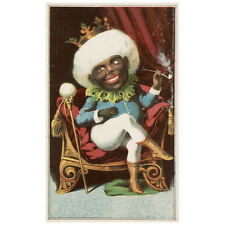 Bufford's Vegetable Cards No. 790-2 Deco FRIDGE MAGNET, 1887 King Cotton