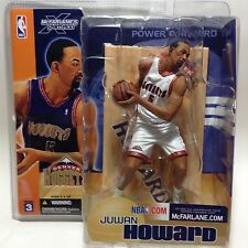 McFarlane NBA Series 3 Juwan Howard Denver Nuggets white jersey variant