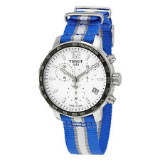 Tissot Quickster Dallas Mavericks Chronograph Mens Watch T0954171703719
