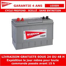 Batterie de Loisirs à Double Usage Hankook XV31 Pour Les Bateau, Caravane