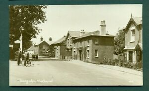 WADHURST, DURGATES WITH SHOP & TELEPHONE,NO 58,vintage postcard