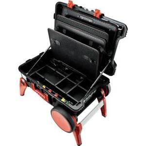 Wiha XXL III 44129 Elektriker Werkzeugkoffer unbestückt 1 Stück (B x H x T) 683