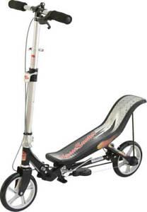 Space Scooter X580, matt-schwarz