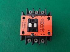 ASEA EH-40-22 Contactor 63 amperios 110 voltios bobina